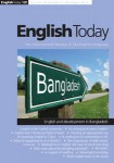 English Today (2014) 30(4).
